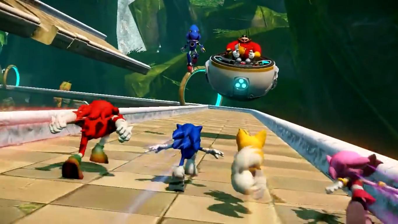 Eggman Sonic Boom