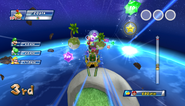 Mario Sonic Olympic Winter Games Gameplay 250