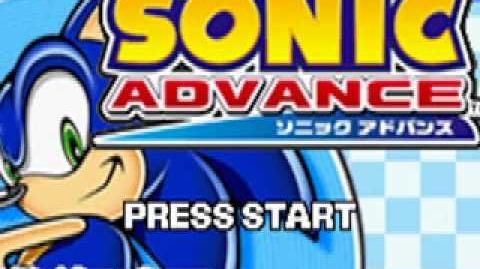 Sonic Advance Music - Secret Base Zone Act 2