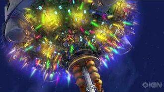 Sonic Colors Wii Trailer E3 2010