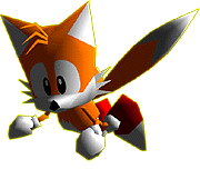 Sonic R Tails 3