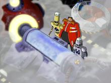Eggman i Projekt Shadow ep 33
