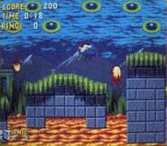 Marble Zone early UFOs 2
