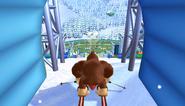 Mario Sonic Olympic Winter Games Gameplay 152