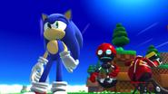 Orbot wants to be Sonic's sidekick