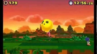Sonic Lost World (3DS) - Windy Hill Zone 3 (S-Rank)