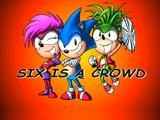 Six is a Crowd