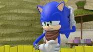 Sonic scratching