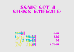 StH2 Beta 6 Chaos Emeralds