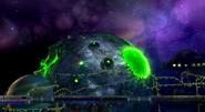 Asteroid Coaster art 1