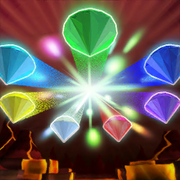 Chaos emeralds runners