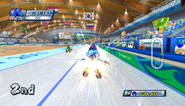 Mario Sonic Olympic Winter Games Gameplay 054