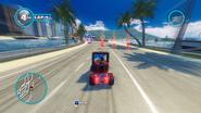 Outrun Bay 18