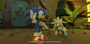 Sonic Forces cutscene 153