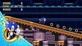 Sonic Mania - Flying Battery Zone Reveal-0
