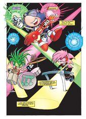 Sonic Underground Archie