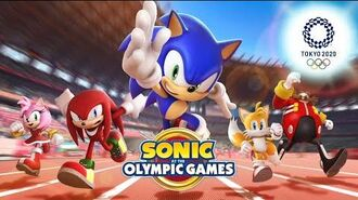 Sonic at the Olympic Games – Tokyo 2020™