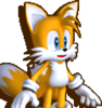 Tails (Sonic Colors World Map 1)