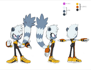Tangle Concept Art IDW