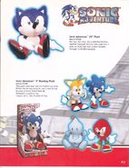 Toy Island Sonic Adventure catalog pg5
