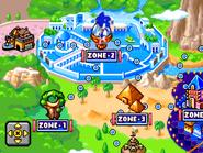 Water Palace Map