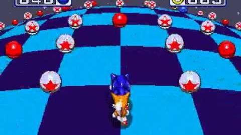 A look at my Sonic 3 & Knuckles hack (S3&K PE) - Special Stage 2
