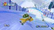Mario Sonic Olympic Winter Games Gameplay 149