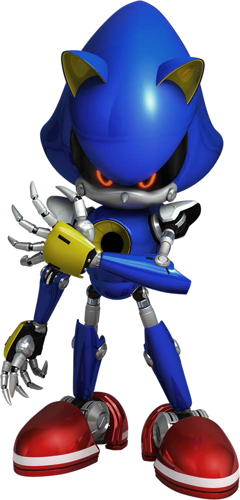 Image result for metal sonic