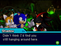 SCDS Sonic, Shadow and Tails