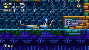 Hydrocity Zone Sonic Mania Sonic News Network Fandom
