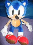 SegaSonic big Sonic