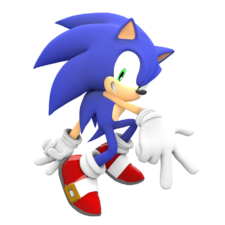 Sonic Adventure 1 Pose