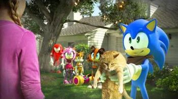 Sonic Boom Rise of Lyric TV Commercial