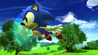 Sonic Generations - Air Boost Classic