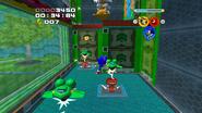 Sonic Heroes Power Plant 6