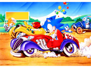 Sonic Screen Saver 31