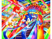 Sonic Screen Saver 38