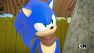 Sonic finds out about Morpho