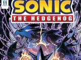 IDW Sonic the Hedgehog N° 011