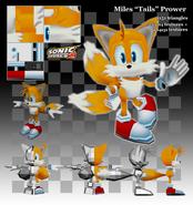 Tails Rivals 2 koncept