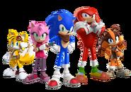 Team Sonic Boom 2