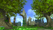 Kingdom Valley title screen