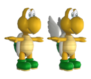 M&S Koopa and Paratroopa