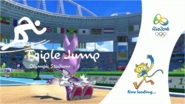 Mario & Sonic at the Rio 2016 Olympic Games - Triple Jump Loading Screen