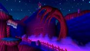 Mystic Haunt Background 1