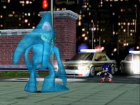 SA Sonic vs Chaos