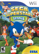 Sega Super Stars Tennis2008