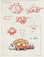 Sonic 2 Badnik koncept 3