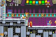 Sonic Advance Zone Cosmic Angel