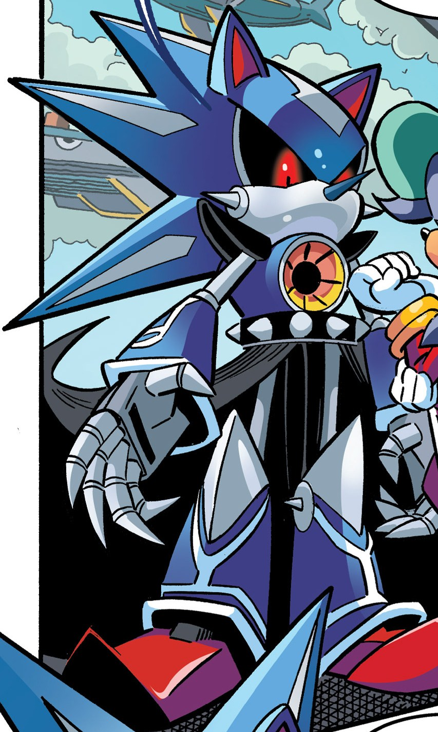 StH 270 Neo Metal Sonic